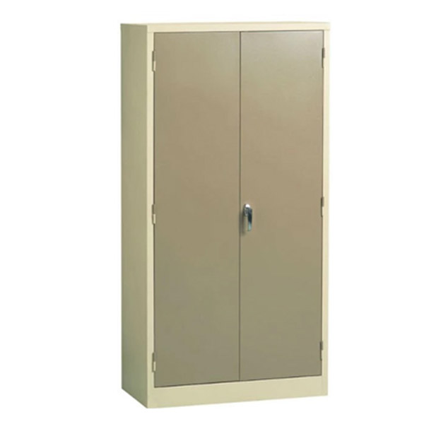 Stationery Cabinet Ivory Karoo 1800mm (h) x 900mm (w) x 450mm (d)