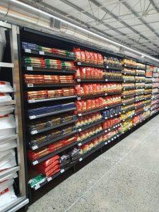merchandise display racks