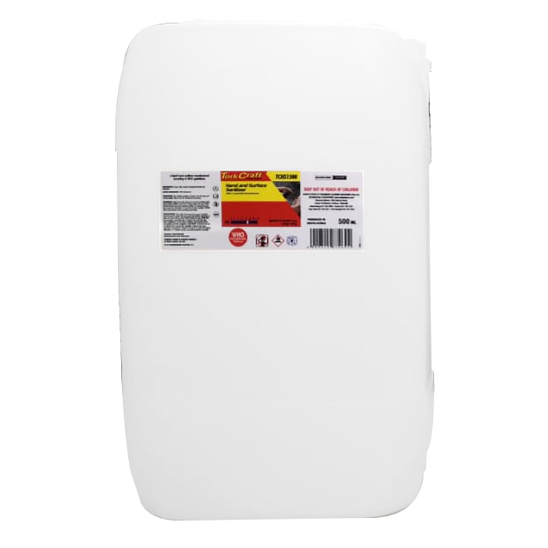 Hand and Surface Sanitiser Alcohol 70% 25L Drum