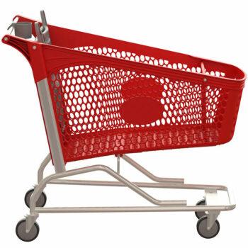 180L Hybrid Nesting Shopping Trolley