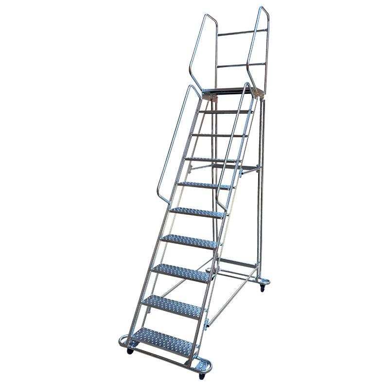 mobile safety ladder 12 step
